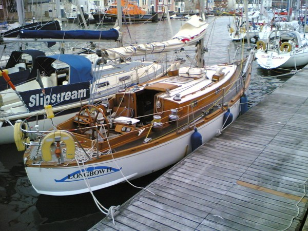 40′ Robert Clark sloop