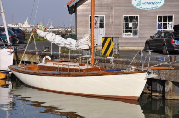 33′ McGruer Sloop