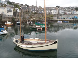 Cornish Lugger