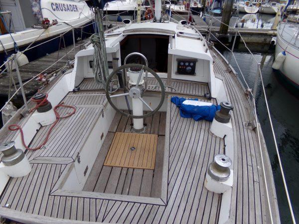 37′ Bermudan Sloop