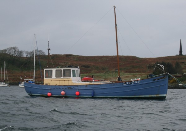 Fishing boats for sale scotland