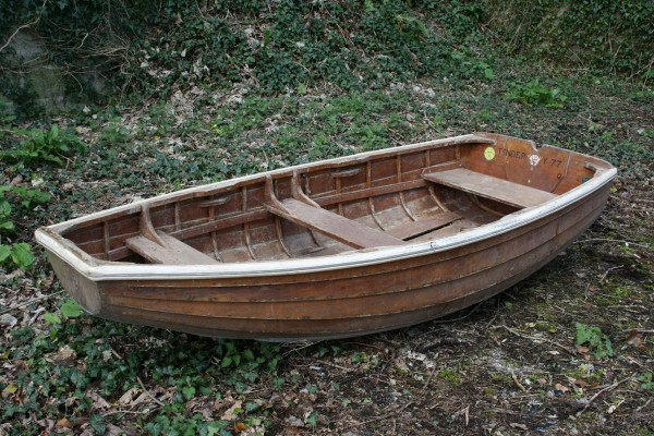 Coves pram dinghy