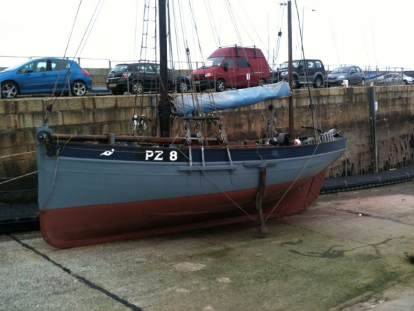 Penzance Dandy lugger