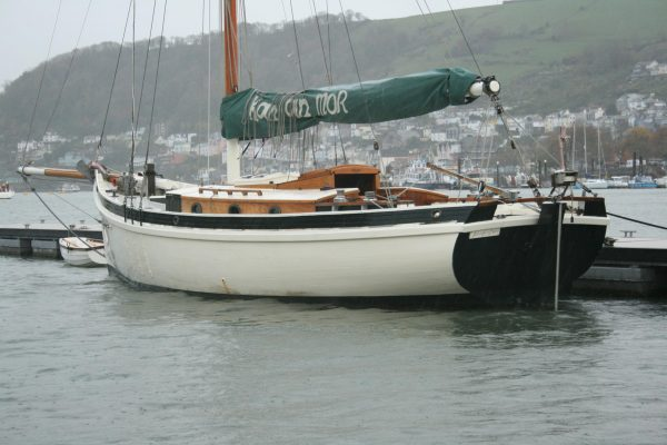 36′ Cornish Gaff Cutter