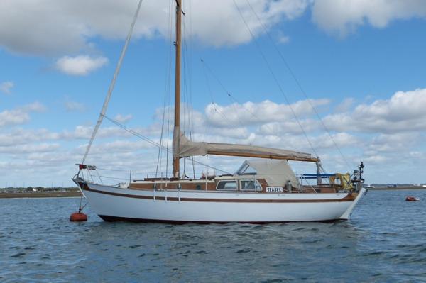 9 Ton Falmouth Pilot Bermudan sloop