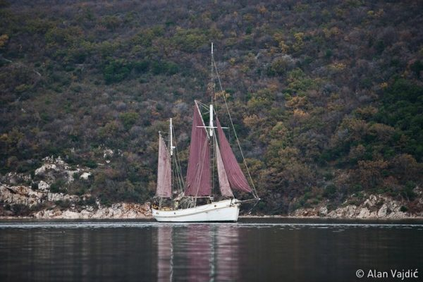 60′ Danish Gaff Ketch