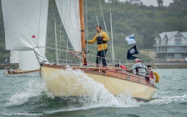 Centreboard Bermudan Cutter