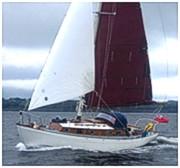 McGruer Bermudan Sloop