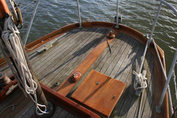 Victorian Gentlemans Yacht