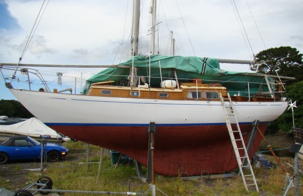 32′ Buchanan sloop