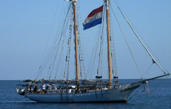 Murray Peterson Schooner