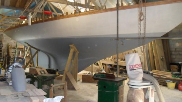 43′ Holman Yawl – NEW BUILD