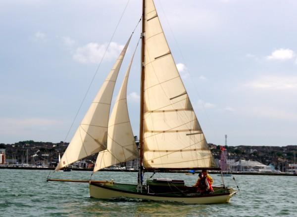18′ Bermudan Cutter
