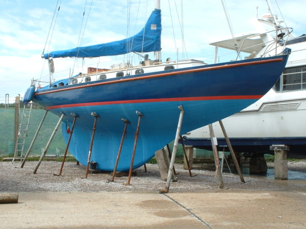 37′ Robert Clark sloop