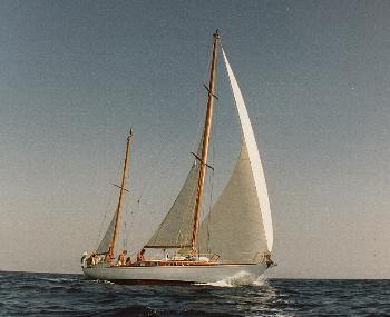 39′ Bermudan Yawl