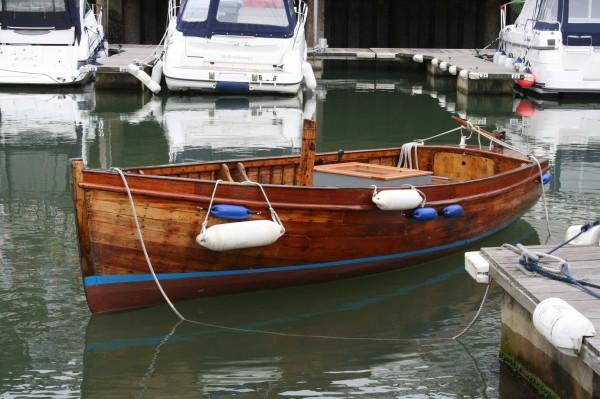 Harbour launch