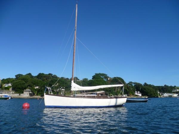 West Country Bermudan sloop