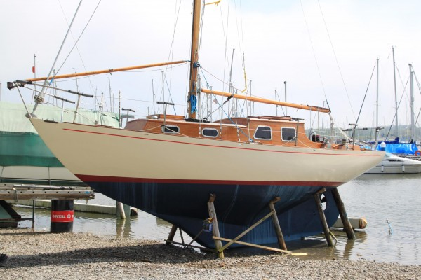 Cheverton Crusader Bermudan sloop
