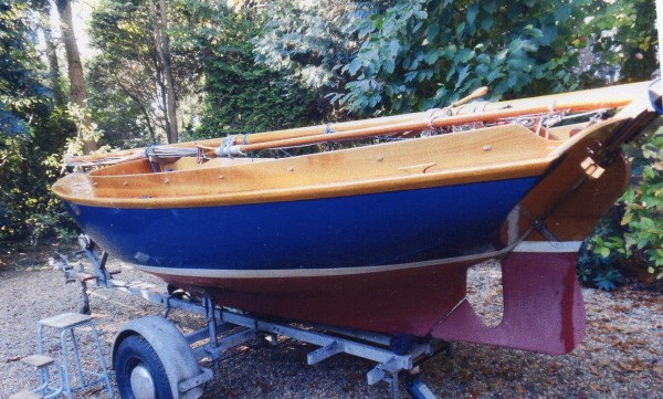 Haven Centreboard dinghy