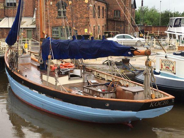Replica Bristol Channel Pilot Cutter