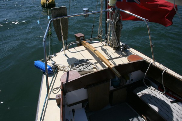 Harrison Butler type Bermudan Cutter