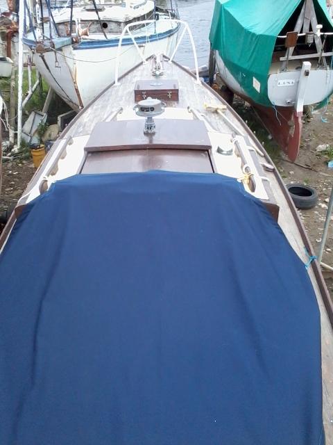 27′ Bermudan Sloop