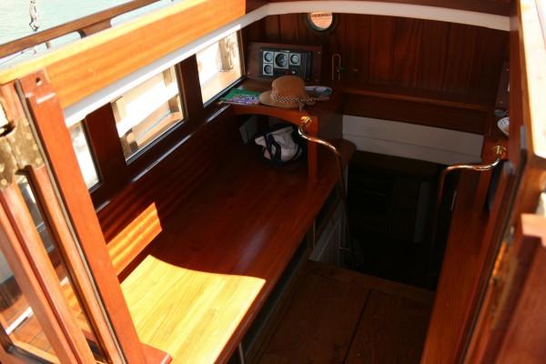 Pilot Cutter Replica Yacht