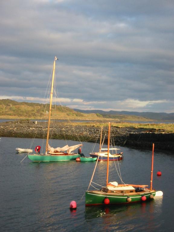 Scottish Islands One Design