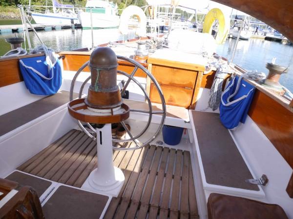 William Garden Bermudan Sloop