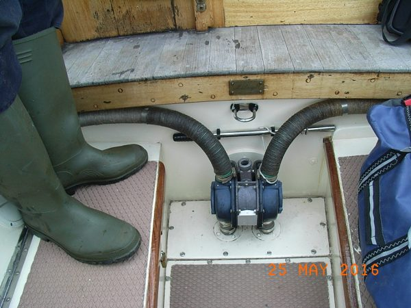 Scarborough One Design Bermudan Sloop