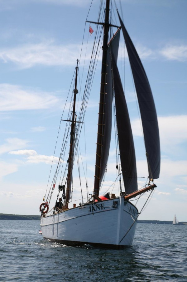 49′ Danish Gaff Ketch