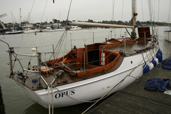 32′ Robert Clark sloop