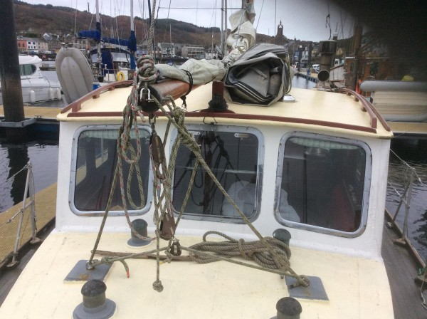 Spey Class Motor Sailer