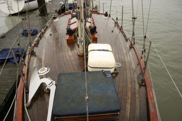 32′ Robert Clark sloop