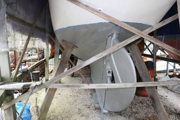 Classic Bermudan Sloop
