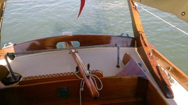 'Lone Gull 11' Bermudan cutter