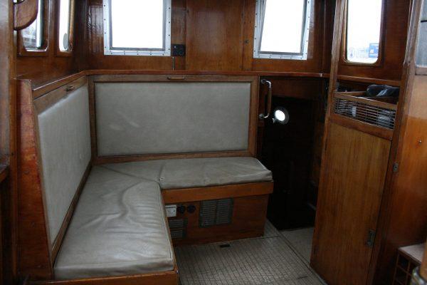 40′ Sole Bay Ketch