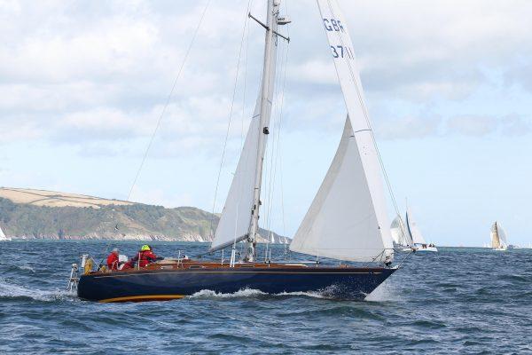Sparkman & Stephens sloop