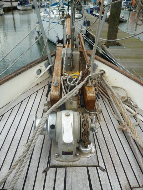 28′ Laurent Giles Bermudan Cutter