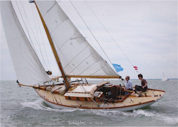 Norman Dallimore bermudan cutter