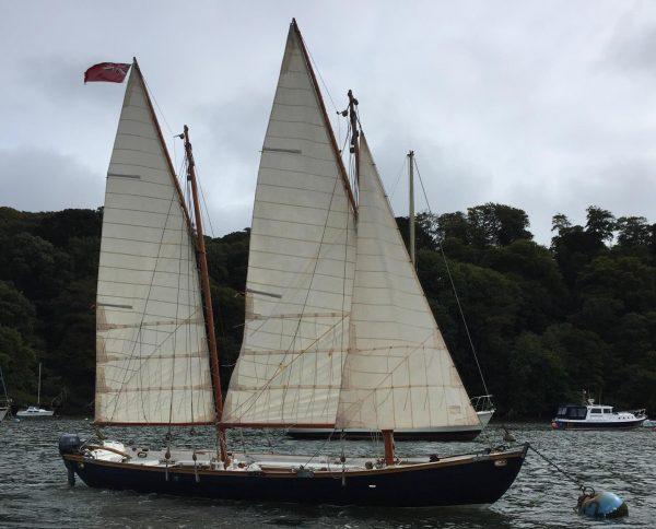 Selway Fisher 'Grace Hawar' Longboat