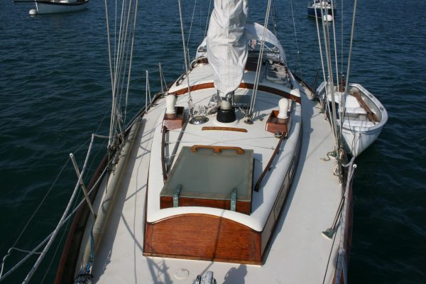 Holman Super Sovereign Ketch