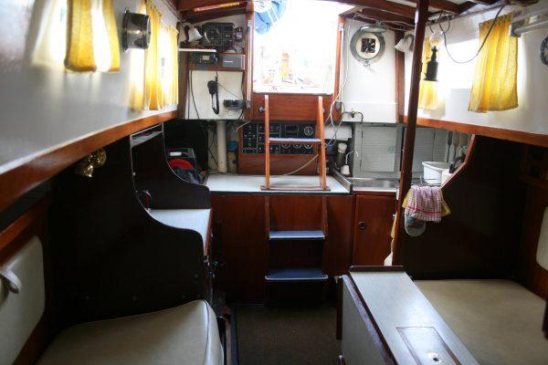 35′ Buchanan Bonito Bermudan Sloop