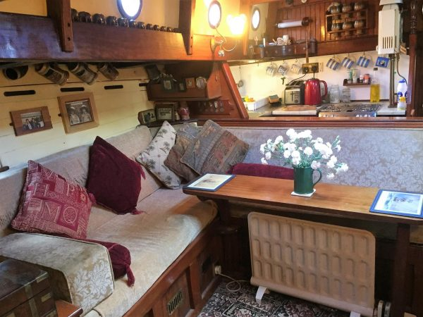 West Country Gaff ketch