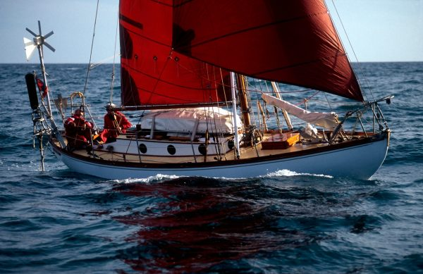 Harrison Butler Bermudan Cutter