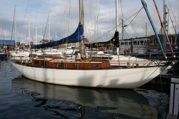 41′ Buchanan Sloop