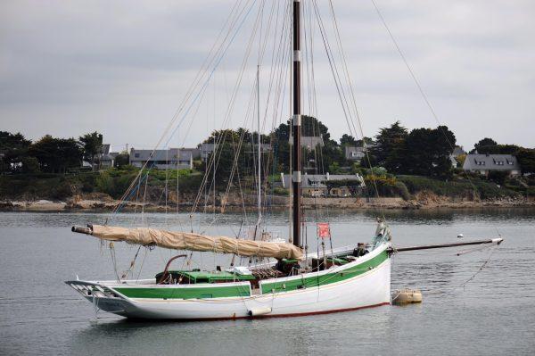 Breton Gaff Cutter