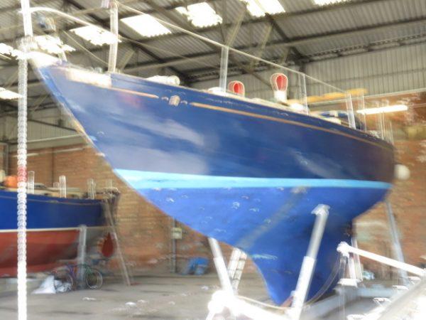 Buchanan Admirals Cup Yacht Cruiser Racer For Sale