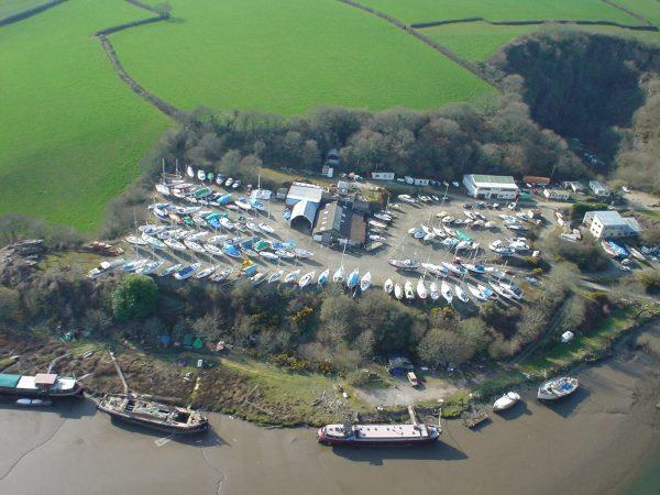 Treluggan Boatyard Ltd