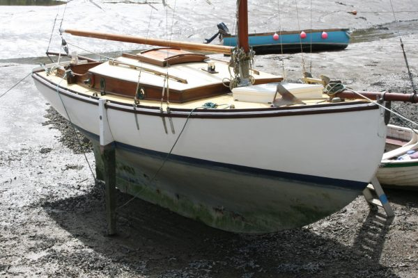 4 ton Hillyard Bermudan Cutter